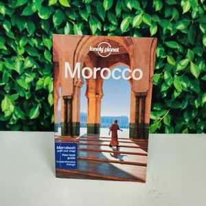 Lonely Planet Discover Morocco Guide Book